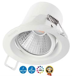 Đèn led downlight âm trần Philips Pomeron