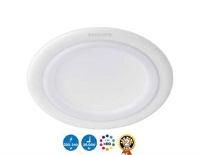 Đèn Led Downlight âm trần Philips Smalu 9W